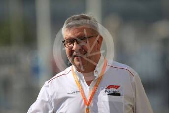 World © Octane Photographic Ltd. Formula 1 - Abu Dhabi GP - Paddock. Ross Brawn – Managing Director of Formula 1 for Liberty Media. Yas Marina Circuit, Abu Dhabi, UAE. Friday 29th November 2019.
