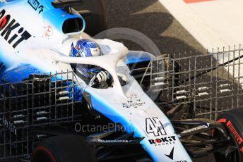 World © Octane Photographic Ltd. Formula 1 – Abu Dhabi Pirelli Tyre Test. ROKiT Williams Racing FW 42 – Roy Nissany. Yas Marina Circuit, Abu Dhabi, UAE. Wednesday 4th December 2019