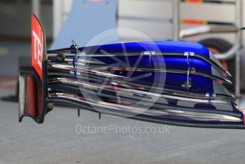 World © Octane Photographic Ltd. Formula 1 – Abu Dhabi GP - Setup. Scuderia Toro Rosso STR14. Yas Marina Circuit, Abu Dhabi, UAE. Thursday 28th November 2019.