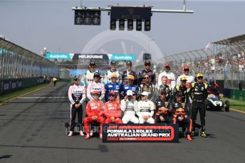 World © Octane Photographic Ltd. Formula 1 – Australian GP Class of 2019.