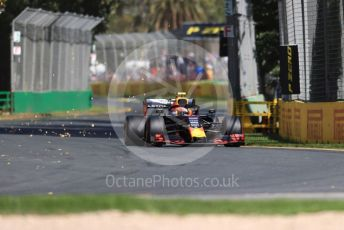 World © Octane Photographic Ltd. Formula 1 – Australian GP Practice 1. Aston Martin Red Bull Racing RB15 – Pierre Gasly. Friday 15th Melbourne, Australia. Friday 15th March 2019.