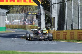 World © Octane Photographic Ltd. Formula 1 – Australian GP Practice 1. Rich Energy Haas F1 Team VF19 – Kevin Magnussen. Friday 15th Melbourne, Australia. Friday 15th March 2019.