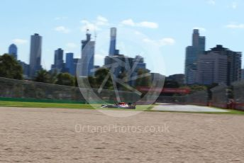 World © Octane Photographic Ltd. Formula 1 – Australian GP Practice 1. Alfa Romeo Racing C38 – Kimi Raikkonen. Friday 15th Melbourne, Australia. Friday 15th March 2019.