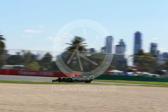 World © Octane Photographic Ltd. Formula 1 – Australian GP Practice 1. Renault Sport F1 Team RS19 – Nico Hulkenberg. Friday 15th Melbourne, Australia. Friday 15th March 2019.