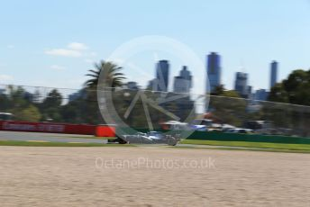 World © Octane Photographic Ltd. Formula 1 – Australian GP Practice 1. Mercedes AMG Petronas Motorsport AMG F1 W10 EQ Power+ - Valtteri Bottas. Friday 15th Melbourne, Australia. Friday 15th March 2019.