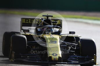 World © Octane Photographic Ltd. Formula 1 – Australian GP Practice 2. Renault Sport F1 Team RS19 – Daniel Ricciardo. Friday 15th Melbourne, Australia. Friday 15th March 2019.