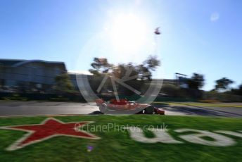 World © Octane Photographic Ltd. Formula 1 – Australian GP Practice 2. Scuderia Ferrari SF90 – Charles Leclerc. Friday 15th Melbourne, Australia. Friday 15th March 2019.