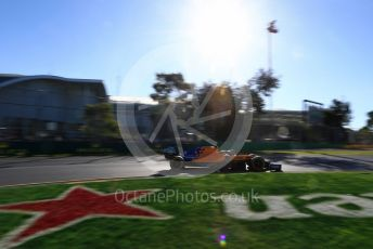 World © Octane Photographic Ltd. Formula 1 – Australian GP Practice 2. McLaren MCL34 – Lando Norris. Friday 15th Melbourne, Australia. Friday 15th March 2019.