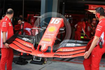 World © Octane Photographic Ltd. Formula 1 – Australian GP Practice 3. Scuderia Ferrari SF90 – Charles Leclerc. Saturday 16th Melbourne, Australia. Saturday 16th March 2019.