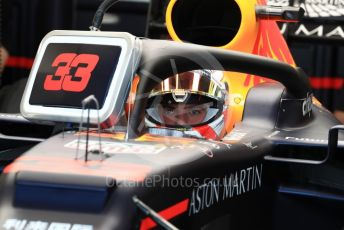 World © Octane Photographic Ltd. Formula 1 – Australian GP Practice 3. Aston Martin Red Bull Racing RB15 – Max Verstappen. Saturday 16th Melbourne, Australia. Saturday 16th March 2019.
