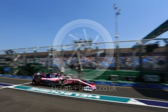 World © Octane Photographic Ltd. Formula 1 – Australian GP Practice 3. SportPesa Racing Point RP19 – Lance Stroll. Saturday 16th Melbourne, Australia. Saturday 16th March 2019.