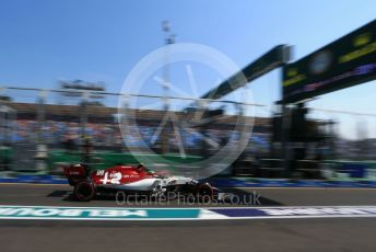World © Octane Photographic Ltd. Formula 1 – Australian GP Practice 3. Alfa Romeo F1 Team C38 – Antonio Giovinazzi. Saturday 16th Melbourne, Australia. Saturday 16th March 2019.