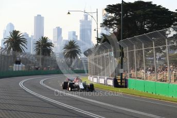 World © Octane Photographic Ltd. Formula 1 – Australian GP Qualifying. Alfa Romeo Racing C38 – Kimi Raikkonen. Melbourne, Australia. Saturday 16th March 2019.
