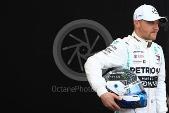 World © Octane Photographic Ltd. Formula 1 – Australian GP FIA Driver photo call. Mercedes AMG Petronas Motorsport AMG F1 W10 EQ Power+ - Valtteri Bottas. Thursday 14th Melbourne, Australia. Thursday 14th March 2019.