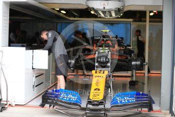 World © Octane Photographic Ltd. Formula 1 – Australian GP Pitlane. McLaren MCL34 – Lando Norris. Friday 15th Melbourne, Australia. Friday 15th March 2019.