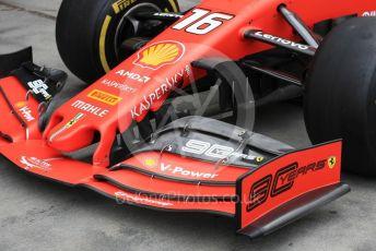World © Octane Photographic Ltd. Formula 1 – Australian GP Pitlane. Scuderia Ferrari SF90 – Charles Leclerc. Friday 15th Melbourne, Australia. Friday 15th March 2019.