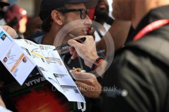 World © Octane Photographic Ltd. Formula 1 – Australian GP. Rich Energy Haas F1 Team VF19 – Romain Grosjean. Thursday 14th Melbourne, Australia. Thursday 14th March 2019.