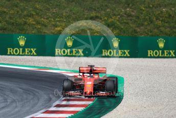 World © Octane Photographic Ltd. Formula 1 – Austrian GP - Practice 2. Scuderia Ferrari SF90 – Sebastian Vettel. Red Bull Ring, Spielberg, Styria, Austria. Friday 28th June 2019.