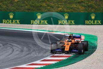 World © Octane Photographic Ltd. Formula 1 – Austrian GP - Practice 2. McLaren MCL34 – Lando Norris. Red Bull Ring, Spielberg, Styria, Austria. Friday 28th June 2019.