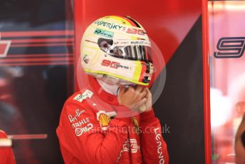 World © Octane Photographic Ltd. Formula 1 – Austrian GP - Practice 3. Scuderia Ferrari SF90 – Sebastian Vettel. Red Bull Ring, Spielberg, Styria, Austria. Saturday 29th June 2019.