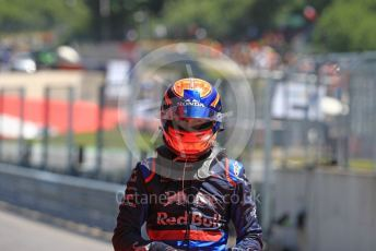 World © Octane Photographic Ltd. Formula 1 – Austrian GP - Practice 3. Scuderia Toro Rosso STR14 – Alexander Albon. Red Bull Ring, Spielberg, Styria, Austria. Saturday 29th June 2019.