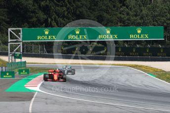 World © Octane Photographic Ltd. Formula 1 – Austrian GP - Qualifying. Scuderia Ferrari SF90 – Charles Leclerc. Red Bull Ring, Spielberg, Styria, Austria. Saturday 29th June 2019.