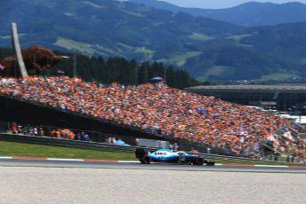 World © Octane Photographic Ltd. Formula 1 – Austrian GP - Qualifying. ROKiT Williams Racing FW42 – Robert Kubica. Red Bull Ring, Spielberg, Styria, Austria. Saturday 29th June 2019.