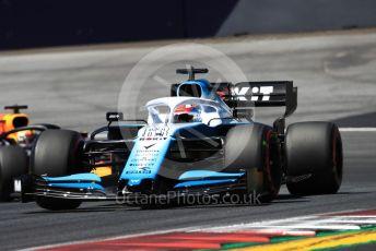 World © Octane Photographic Ltd. Formula 1 – Austrian GP - Practice 1. ROKiT Williams Racing FW 42 – George Russell. Red Bull Ring, Spielberg, Styria, Austria. Friday 28th June 2019.