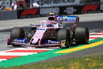 World © Octane Photographic Ltd. Formula 1 – Austrian GP - Practice 1. SportPesa Racing Point RP19 – Lance Stroll. Red Bull Ring, Spielberg, Styria, Austria. Friday 28th June 2019.