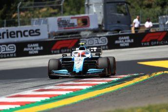 World © Octane Photographic Ltd. Formula 1 – Austrian GP - Practice 1. ROKiT Williams Racing FW42 – Robert Kubica. Red Bull Ring, Spielberg, Styria, Austria. Friday 28th June 2019.