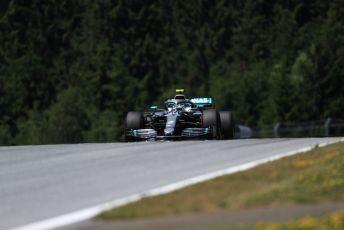 World © Octane Photographic Ltd. Formula 1 – Austrian GP - Practice 1. Mercedes AMG Petronas Motorsport AMG F1 W10 EQ Power+ - Valtteri Bottas. Red Bull Ring, Spielberg, Styria, Austria. Friday 28th June 2019.