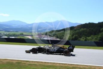 World © Octane Photographic Ltd. Formula 1 – Austrian GP - Practice 1. Rich Energy Haas F1 Team VF19 – Romain Grosjean. Red Bull Ring, Spielberg, Styria, Austria. Friday 28th June 2019.