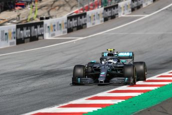 World © Octane Photographic Ltd. Formula 1 – Austrian GP - Race. Mercedes AMG Petronas Motorsport AMG F1 W10 EQ Power+ - Valtteri Bottas. Red Bull Ring, Spielberg, Styria, Austria. Sunday 30th June 2019