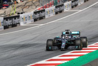 World © Octane Photographic Ltd. Formula 1 – Austrian GP - Race. Mercedes AMG Petronas Motorsport AMG F1 W10 EQ Power+ - Lewis Hamilton. Red Bull Ring, Spielberg, Styria, Austria. Sunday 30th June 2019