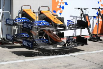 World © Octane Photographic Ltd. Formula 1 – Austrian GP - Pit Lane. McLaren MCL34. Red Bull Ring, Spielberg, Styria, Austria. Thursday 27th June 2019.