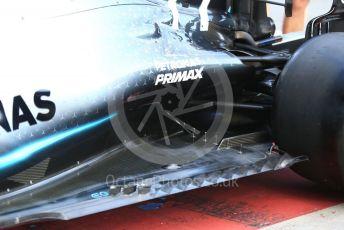 World © Octane Photographic Ltd. Formula 1 – Austrian GP - Paddock. Mercedes AMG Petronas Motorsport AMG F1 W10 EQ Power+. Red Bull Ring, Spielberg, Styria, Austria. Thursday 27th June 2019.