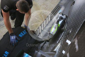 World © Octane Photographic Ltd. Formula 1 – Winter Testing - Test 1 - Day 1. Mercedes AMG Petronas Motorsport AMG F1 W10 EQ Power+ - Valtteri Bottas. Circuit de Barcelona-Catalunya. Monday 18th February 2019.