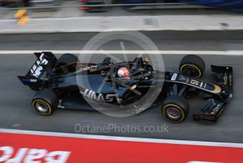 World © Octane Photographic Ltd. Formula 1 – Winter Testing - Test 1 - Day 2. Rich Energy Haas F1 Team VF19 – Pietro Fittipaldi. Circuit de Barcelona-Catalunya. Tuesday 19th February 2019.