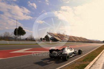World © Octane Photographic Ltd. Formula 1 – Winter Testing - Test 1 - Day 2. Mercedes AMG Petronas Motorsport AMG F1 W10 EQ Power+ - Valtteri Bottas. Circuit de Barcelona-Catalunya. Tuesday 19th February 2019.