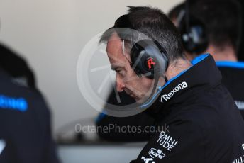 World © Octane Photographic Ltd. Formula 1 - Winter Testing - Test 1 - Day 3. Paddy Lowe - Chief Technical Officer at ROKiT Williams Racing. Circuit de Barcelona-Catalunya. Wednesday 20th February 2019