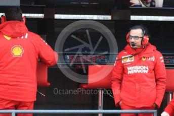 World © Octane Photographic Ltd. Formula 1 - Winter Testing - Test 1 - Day 4. Laurent Mekies. Circuit de Barcelona-Catalunya. Thursday 21st February 2019