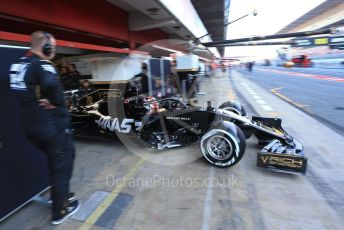 World © Octane Photographic Ltd. Formula 1 – Winter Testing - Test 2 - Day 1. Rich Energy Haas F1 Team VF19 – Kevin Magnussen. Circuit de Barcelona-Catalunya. Tuesday 26th February 2019.