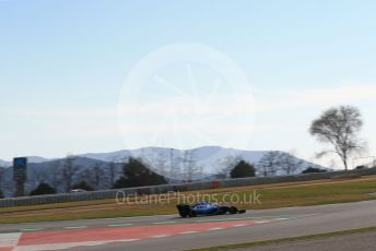 World © Octane Photographic Ltd. Formula 1 – Winter Testing - Test 2 - Day 1. ROKiT Williams Racing – George Russell. Circuit de Barcelona-Catalunya. Tuesday 26th February 2019.