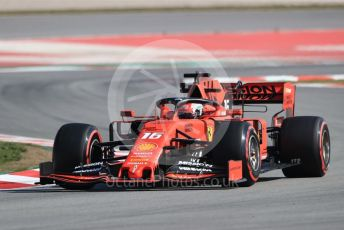 World © Octane Photographic Ltd. Formula 1 – Winter Testing - Test 2 - Day 3. Scuderia Ferrari SF90 – Charles Leclerc. Circuit de Barcelona-Catalunya. Thursday 28th February 2019.