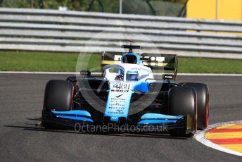 World © Octane Photographic Ltd. Formula 1 – Belgium GP - Practice 1. ROKiT Williams Racing FW 42 - Nicholas Latifi. Circuit de Spa Francorchamps, Belgium. Friday 30th August 2019.