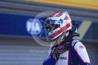 World © Octane Photographic Ltd. Formula 3 – Belgium GP - Race 1. Pedro Piquet - Trident. Circuit de Spa Francorchamps, Belgium. Saturday 31st August 2019.