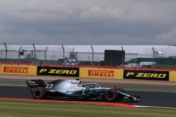 World © Octane Photographic Ltd. Formula 1 – British GP - Qualifying. Mercedes AMG Petronas Motorsport AMG F1 W10 EQ Power+ - Valtteri Bottas. Silverstone Circuit, Towcester, Northamptonshire. Saturday 13th July 2019.