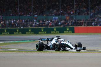 World © Octane Photographic Ltd. Formula 1 – British GP - Race. Mercedes AMG Petronas Motorsport AMG F1 W10 EQ Power+ - Lewis Hamilton. Silverstone Circuit, Towcester, Northamptonshire. Sunday 14th July 2019.