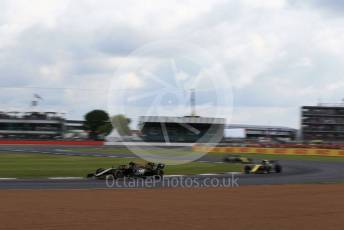 World © Octane Photographic Ltd. Formula 1 – British GP - Practice 1. Rich Energy Haas F1 Team VF19 – Kevin Magnussen. Silverstone Circuit, Towcester, Northamptonshire. Friday 12th July 2019.