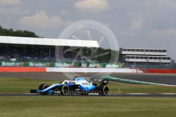World © Octane Photographic Ltd. Formula 1 – British GP - Practice 1. ROKiT Williams Racing FW 42 – George Russell. Silverstone Circuit, Towcester, Northamptonshire. Friday 12th July 2019.